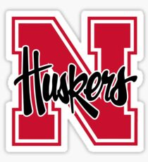 Nebraska Cornhuskers1 Sticker