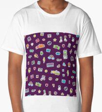 I love 80's Long T-Shirt