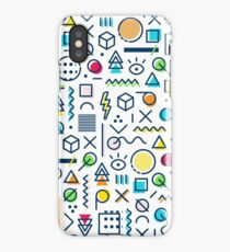 I love 80's. iPhone Case/Skin