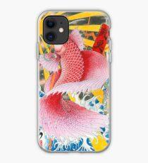 Ukiyo-e Betta Fisch iPhone-Hülle & Cover