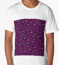 I love 80's col. Long T-Shirt