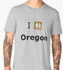 Hiking Oregon Men's Premium T-Shirt