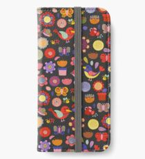 May blossom col. iPhone Wallet/Case/Skin