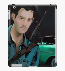 Xander Harris - Buffy the Vampire Slayer iPad Case/Skin