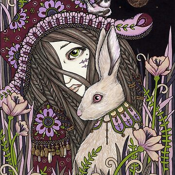 Saviour of the Spring (Ostara) by AnitaInverarity