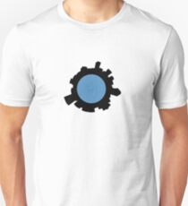 it's a small world... Unisex T-Shirt