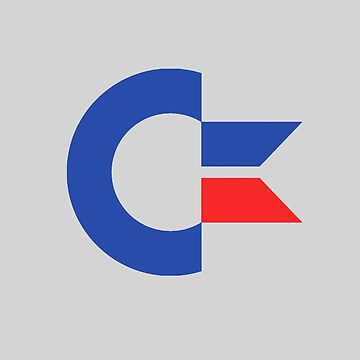 Commodore C64 Retro Classic Symbol by hangman3d