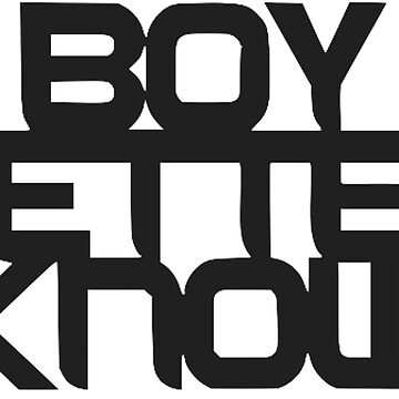 BBK BLACK LOGO by dariodeloof