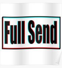 Full Send Poster