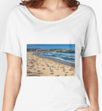 Bondi Beach, Sydney, Australia. Women's Relaxed Fit T-Shirt