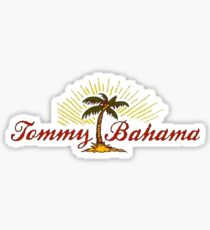 Tommy Bahama Sticker Sticker