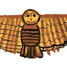 owl by wooddy