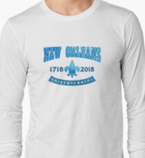 New Orleans tricentenary Long Sleeve T-Shirt