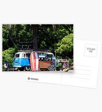 Combi shop Postcards