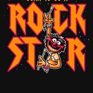 Born to be a Rock Star by trheewood