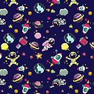 Astronomy v2 by DarinaDrawing