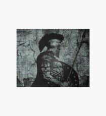 SPARTAN ACHILLES:GREEK WARRIOR Art Board