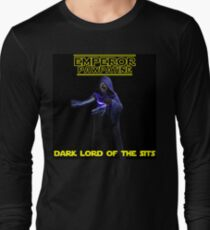 Emperor Pawpatine Long Sleeve T-Shirt