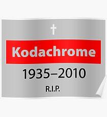 KODACHROME Poster