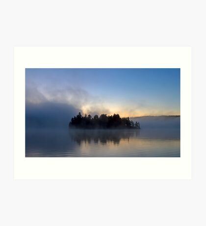 Algonquin Park - Lake of Two Rivers Art Print