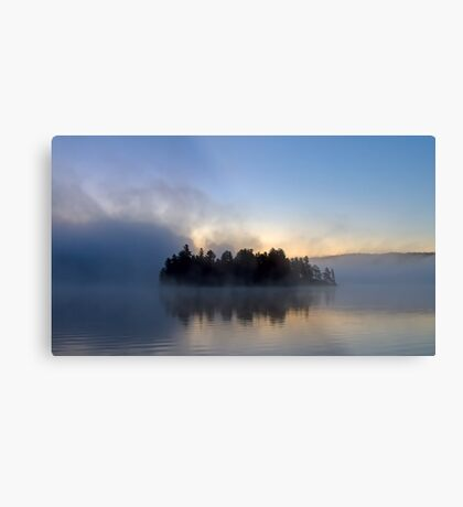 Algonquin Park - Lake of Two Rivers Metal Print