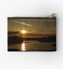 Beach Sunset Studio Pouch