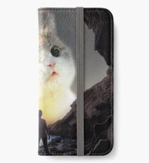 Clawgazing iPhone Wallet/Case/Skin