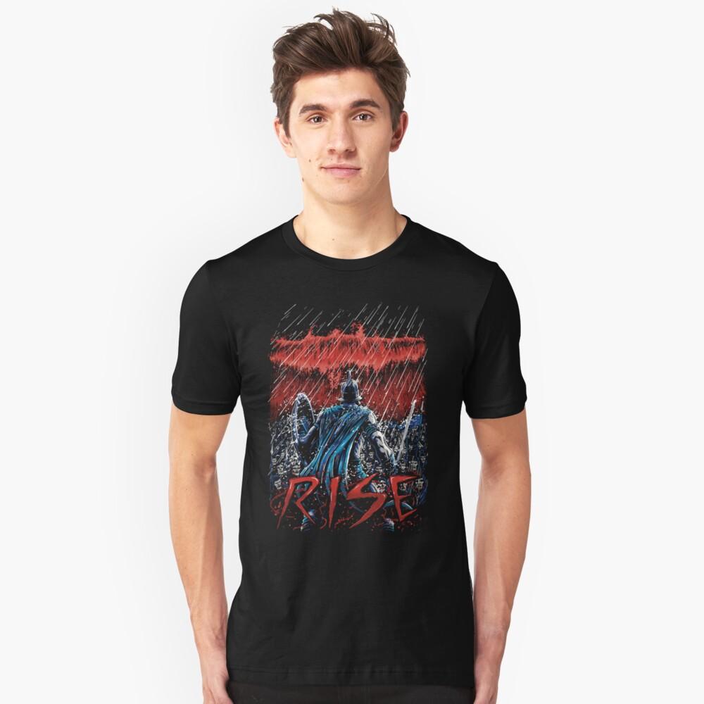 Rise Unisex T-Shirt Front