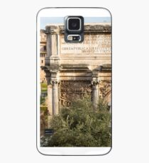 Arch of Septimius Severus with the Roman Forum Case/Skin for Samsung Galaxy