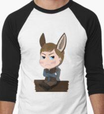 Arthur Pendragon - The Once and Future... Donkey Men's Baseball ¾ T-Shirt
