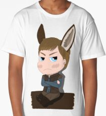Arthur Pendragon - The Once and Future... Donkey Long T-Shirt