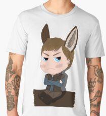 Arthur Pendragon - The Once and Future... Donkey Men's Premium T-Shirt