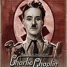 The Great Dictator - Charlie Chaplin by andrekoeks