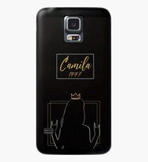 Funda/vinilo para Samsung Galaxy Camila Corona