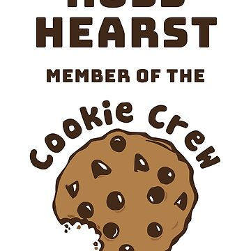 Ross Hearst Cookie Crew_Transparant format by laurenroche00