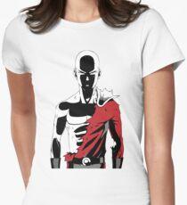 Saitama Women's Fitted T-Shirt
