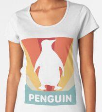 Cute Antarctic Penguin Women's Premium T-Shirt