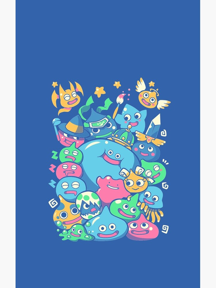 Slime Party!  by TechraNova