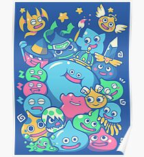 Slime Party!  Poster