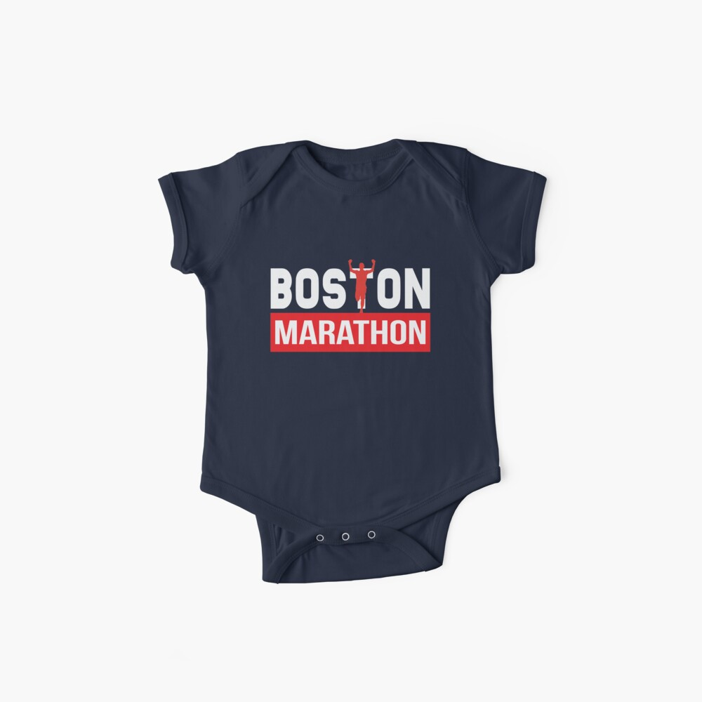 Boston Marathon Baby Body