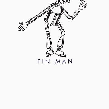 The Wonderful Wizard of OZ - Tin Man [v3.0] action by DavidTribby