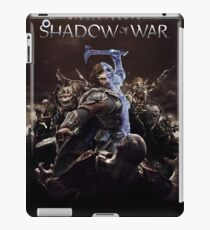 Shadow Of War iPad Case/Skin