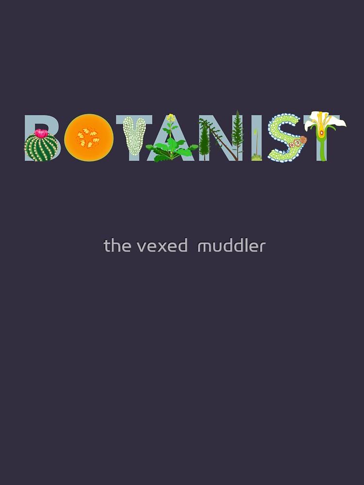 Botanist by thevexedmuddler