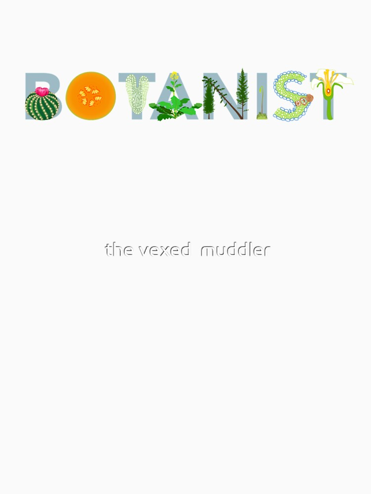 Botanist by thevexedmuddler