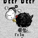 Beep Beep I'm The Black Sheep by modartis