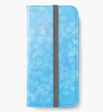 There May-be Flowers iPhone Wallet/Case/Skin