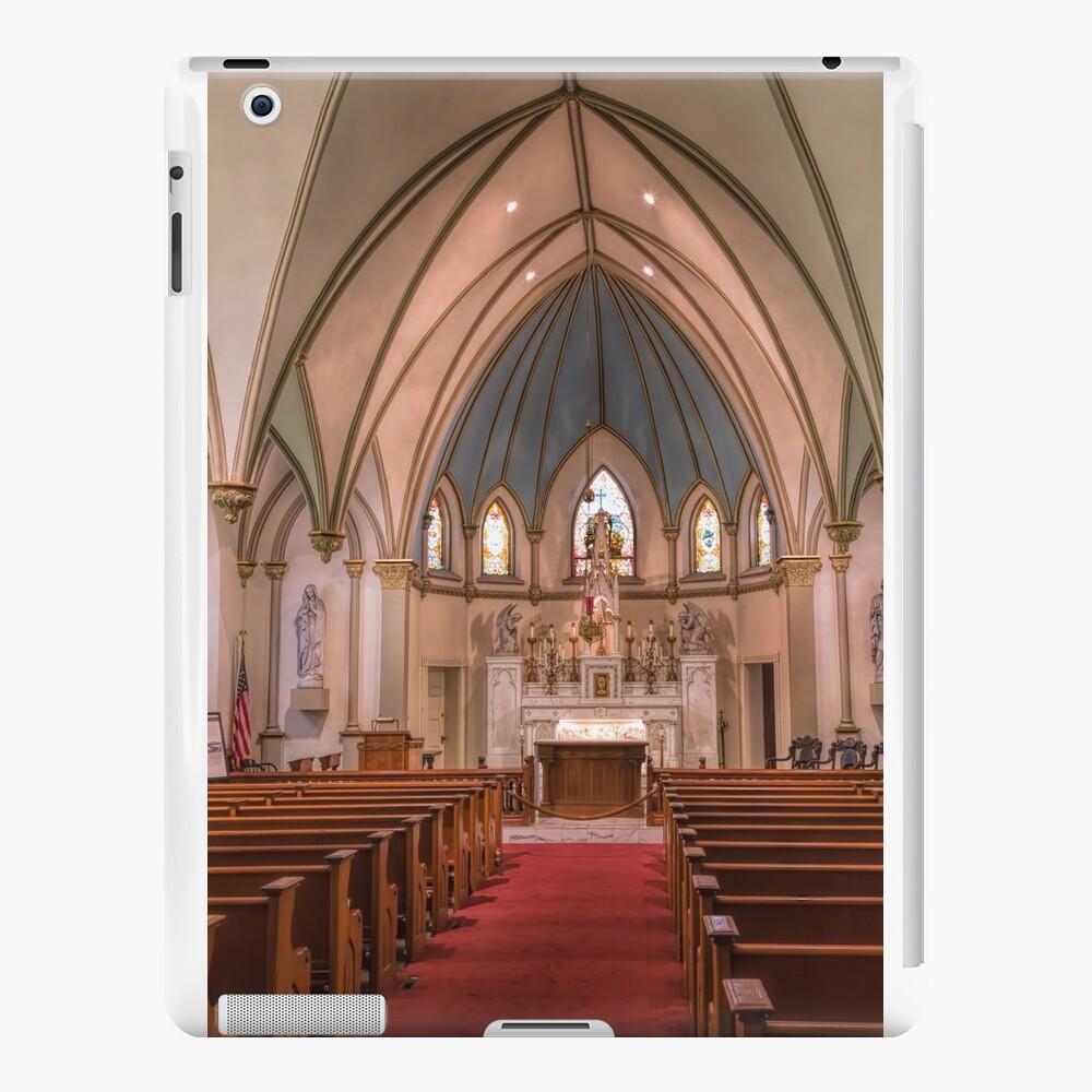 Die dauerhafte Kirche iPad-Hüllen & Klebefolien