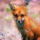 Red Fox  by Claire Bull