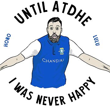 Until Atdhe I Was Never Happy by honolulu