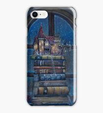 Castle Book iPhone Case/Skin